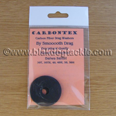 Carbontex Drag Washers - Daiwa Saltist 30T 30TH 40 40H 50 50H