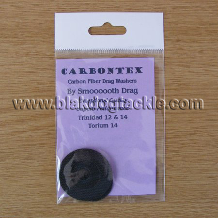 Carbontex Drag Washer Kit - Shimano Trinidad 12 14 and Torium 14