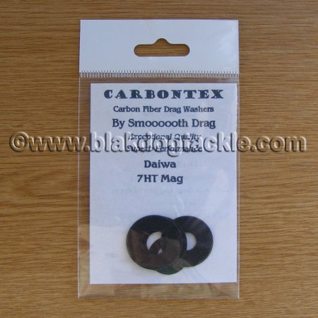 Carbontex Drag Washer Kit - Daiwa 7HT Mag