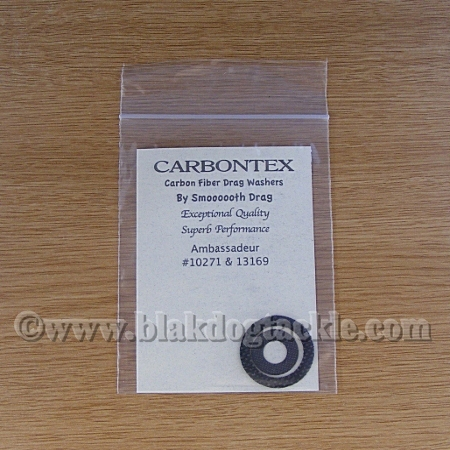 Carbontex Drag Washer Kit - ABU 1500 2500 2600