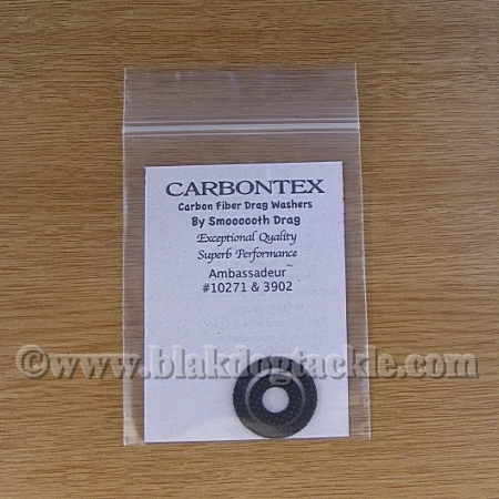 Carbontex Drag Washer Kit - ABU 1500 1600 2500