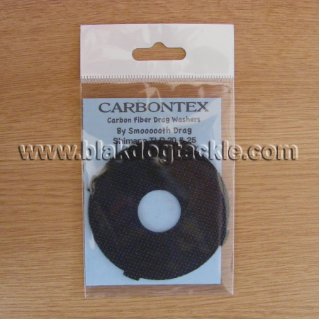 Carbontex Washers - Shimano TLD 20 and 25 Single Speed