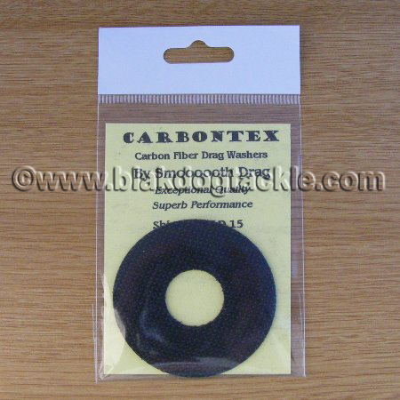 Carbontex Drag Washer Kit - Shimano TLD 15