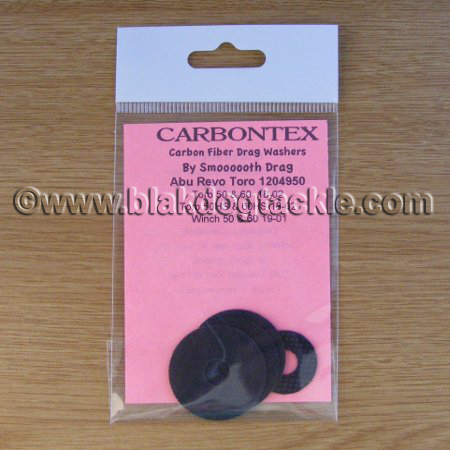 Carbontex Drag Washer Kit - ABU Revo Toro 1204950