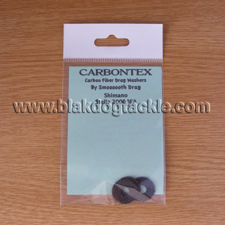 Carbontex Drag Washer Kit - Shimano Stella 20000FA