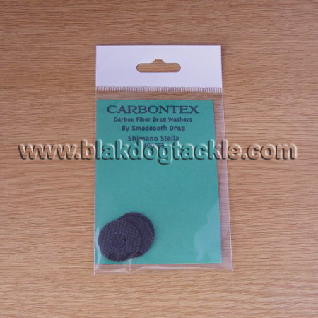 Carbontex Drag Washer Kit - Shimano Stella 4000FB