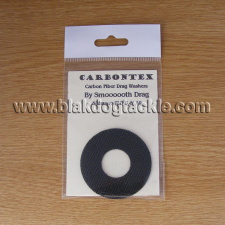 Carbontex Drag Washer Kit - Shimano TLD 5 and 10