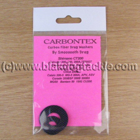 Carbontex Drag Washer Kit - Shimano Calcutta CT200