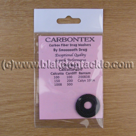 Carbontex Drag Washer Kit - Shimano Calcutta 100