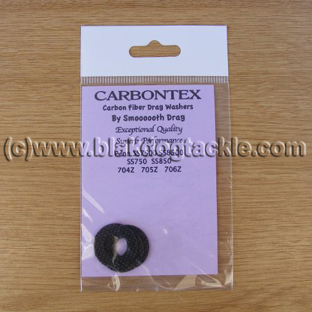 Carbontex Drag Washer Kit - Penn SS750 SS7500