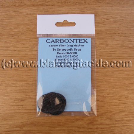 Carbontex Drag Washer Kit - Penn 56-5000
