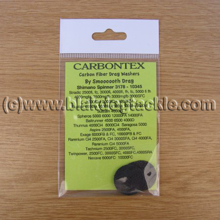 Carbontex Washers - Shimano Spinner 3178 - 10345