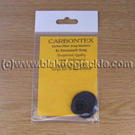 Carbontex Drag Washer Kit - Daiwa Saltiga Surf 30 Conventional