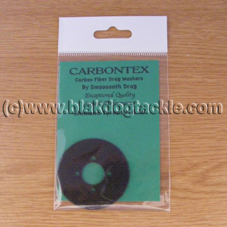 Carbontex Drag Washer Kit - Shimano Tyrnos 8 and 10