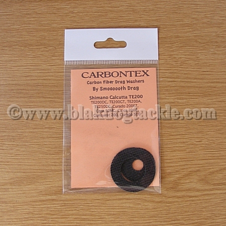Carbontex Drag Washer Kit - Shimano Calcutta TE200