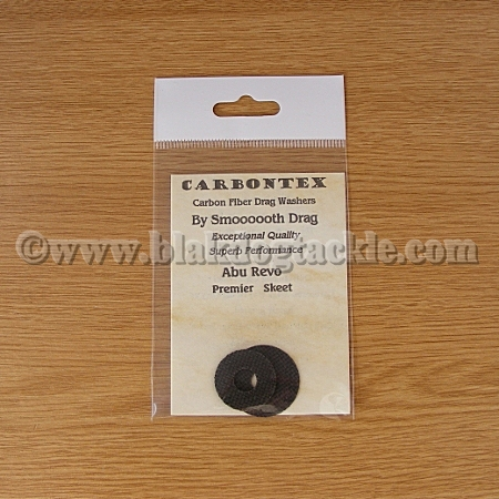 Carbontex Drag Washer Kit - ABU Revo Premier Skeet