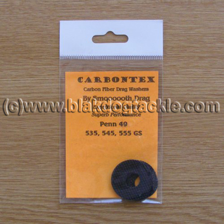 Carbontex Drag Washer Kit - Penn 49 535 545 555 GS