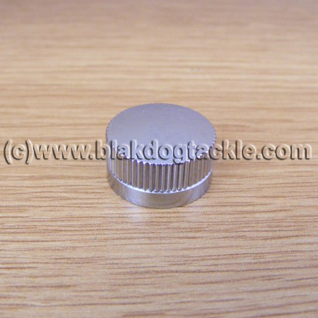 ABU 5500 6500 Stainless Right (Gear) Side Tension Cap