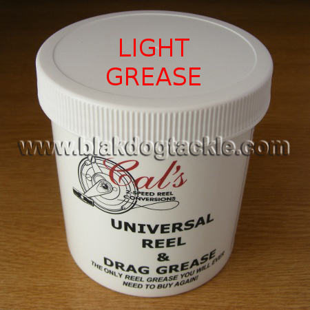 Cals Universal Light Reel Grease - 1lb