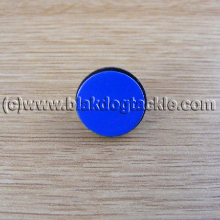 Coloured Side Plate Plug - Blue