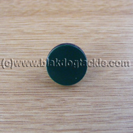 Coloured Side Plate Plug - Green