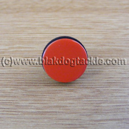 Coloured Side Plate Plug - Red