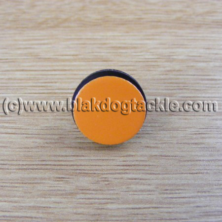 Coloured Side Plate Plug - Orange