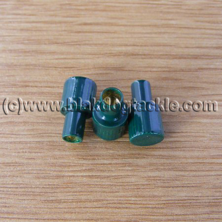 ABU Ambassadeur 4500 5500 6500 Right Side Green Thumbscrews