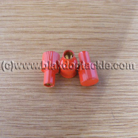 ABU Ambassadeur 4500 5500 6500 Right Side Red Thumbscrews