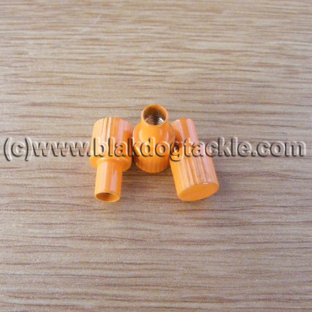 ABU Ambassadeur 4500 5500 6500 Right Side Orange Thumbscrews
