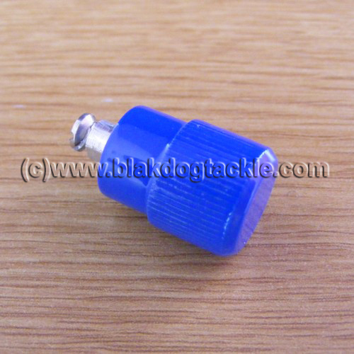Custom Akios Mag Adjuster Knob - Blue