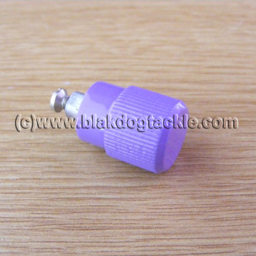 Custom Akios Mag Adjuster Knob - Purple