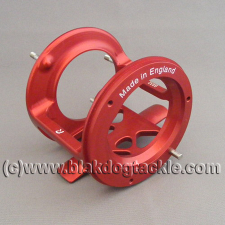 Rocket Reel Co 6500 Tournament Cage - Red
