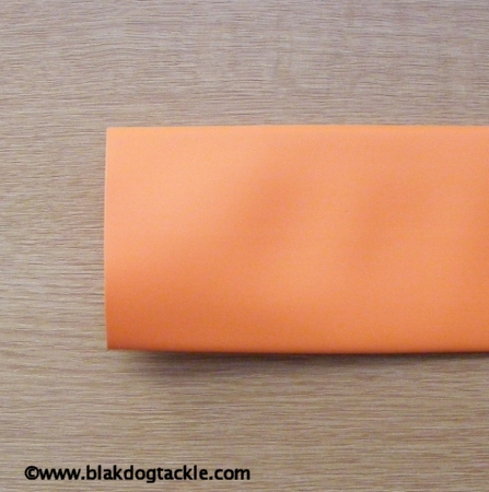 Supashrink Shrink Tube - 45mm Orange
