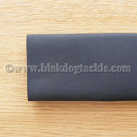 Deluxe High Grip Shrink Tube - Black 25mm