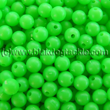 Sakuma 5mm Round Rig Beads - Green - per 200