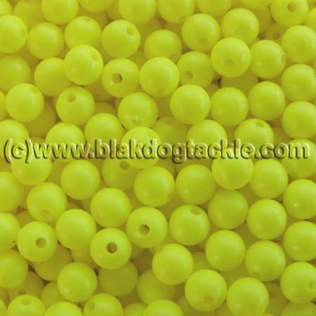 Sakuma 5mm Round Rig Beads - Yellow - per 200