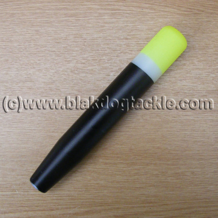 6.5 Inch Zenith Sliding Sea Float - Yellow